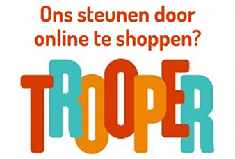 Shop online via trooper en steun onze school!
